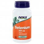 Selenium 200 μg (90 vegicaps) - NOW Foods