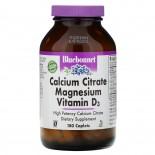 Calcium Citrate Magnesium Vitamin D3 (180 caplet) - Bluebonnet Nutrition