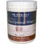 Pro-Optimal Whey Vanilla Flavor (540 Gram) - Dr. Mercola