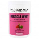 Miracle Whey eiwit poeder aardbei (454g) - Dr Mercola