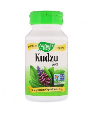 Nature's Way, Kudzu, Root, 50 Capsules