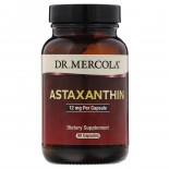 Astaxanthin 12 mg (90 Capsules) - Dr. Mercola