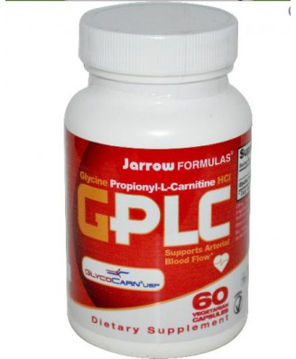 GPLC- GlycoCarn (60 Veg Capsules) - Jarrow Formulas