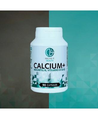 Niche4health Calcium+ 90 capsules