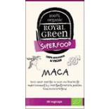 Maca bio (caps 60 veggie) - Royal Green