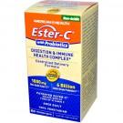 American Health, Ester-C, with Probiotics, Digestion & Immune Health Complex, 60 Veggie Tabs