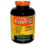 American Health, Ester-C, 1000 mg avec bioflavonoïdes d'agrumes, Veggie 180 comprimés