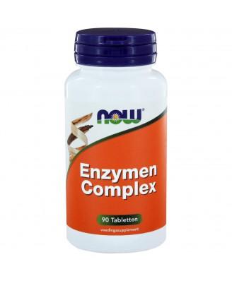Super enzymen (90 tabletten) - Now Foods