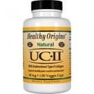 UC-II with Undenatured Type II Collagen 40 mg 120 Veggie Caps Healthy Origins