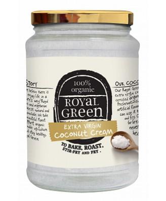 Naturel huile de coco Extra Vierge (1,4 litre) - Royal Green