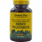 Mixed Vegetables (180 Tablets) - Nature's Plus