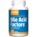 Bile Acid Factors (90 Capsules) - Jarrow Formulas