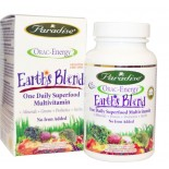 Paradise Herbs, ORAC-Energy, Earth's Blend, One Daily Superfood Multivitamin, 60 Veggie Caps