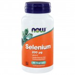 Selenium 200 μg (90 vegicaps) - NOW Foods