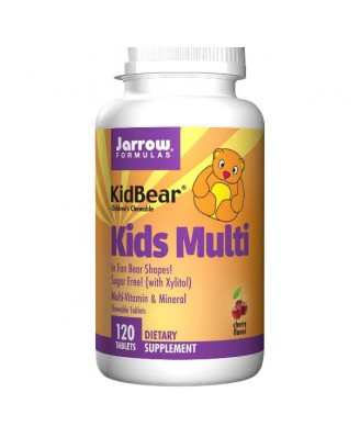 KidBears, Multivitamin & Minerals, 120 tablets, Jarrow Formulas