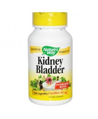 Nature's Way, Kidney Bladder, 465 mg, 100 Capsules