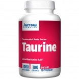 Taurine 1000 mg (100 Capsules) - Jarrow Formulas