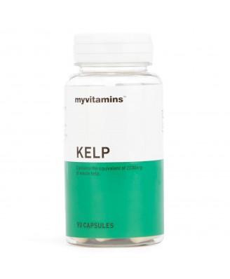 Myvitamins Kelp, 90 Capsules (90 Capsules) - Myvitamins
