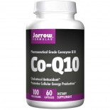 Jarrow Formulas, Co-Q10, 100 mg, 60 Capsules