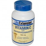Life Extension, Vitamin C with Dihydroquercetin, 1000 mg, 60 Tablets