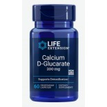 Calcium D-Glucarate 200 mg (60 Veggie Capsules) - Life Extension