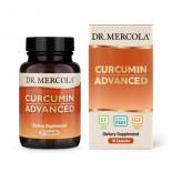 Curcumin Advanced 500 mg (30 Capsules) - Dr. Mercola