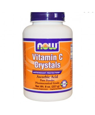 Now Foods, Vitamin C Crystals, 8 oz (227 g)
