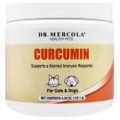 Curcumine pour chats et chiens (122 g) - Dr. Mercola