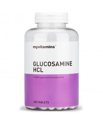 Myvitamins Glucosamine HCl, 60 Tablets (60 Tablets) - Myvitamins