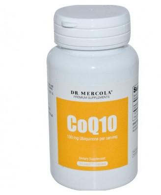 CoQ10 100 mg (30 Licaps Capsules) - Dr. Mercola