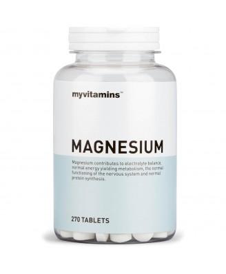 Myvitamins Magnesium, 90 Tablets (90 Tablets) - Myvitamins