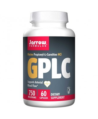 Jarrow Formulas, GPLC, GlycoCarn, 60 Caps Veggie