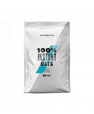Instant Oats - Unflavoured 5KG  - MyProtein