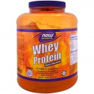 Whey Protein- Dutch Chocolate  (2722 gram) - Now Foods