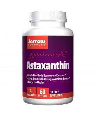 Astaxanthin 4 mg (60 Softgels) - Jarrow Formulas