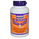 Air Defense Immuun Systeem Booster met Paractin (90 Vcaps) - Now Foods