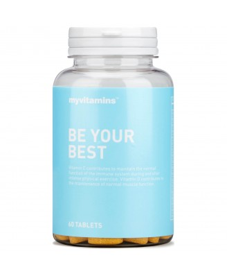 Be Your Best, 180 tablets (180 Tablets) - Myvitamins