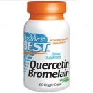 Quercetin Bromelain (180 Veggie Caps ) - Doctor's Best