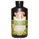 Barlean, complexe de feuilles d'Olivier, saveur de menthe poivrée, 16 oz (454 g)