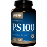 PS 100, Phosphatidylserine 100 mg (120  Capsules) - Jarrow Formulas