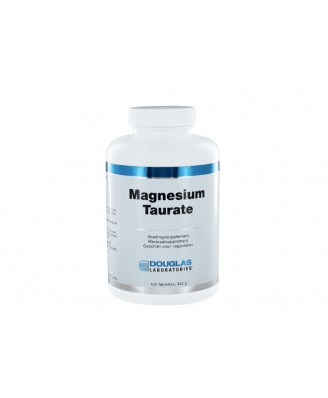 Magnesium Taurate 400  (120 tabletten) - Douglas Laboratories