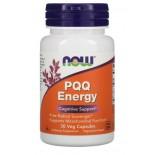 PQQ Energy (30 Vegetarian Capsules) - Now Foods