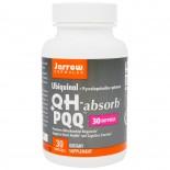 Ubiquinol QH+ PQQ (30 Softgels) - Jarrow Formulas