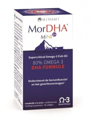 MorDHA mini (60 Capsules) - Minami