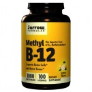 Vitamine B - Methylcobalamine vitamine B12, 1000 mcg (100 Lozenges) - Jarrow Formulas