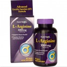 Natrol, L-Arginine, 3000 mg, 90 Tablets