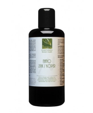 Nano Zinc/Copper (200 ml) - Health Factory