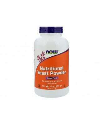 Nutritional Yeast Powder (284 g) - Now Foods