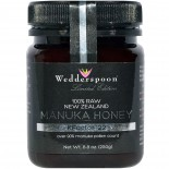 100% Raw Manuka Honey KFactor 22 (250 gram) - Wedderspoon Organic