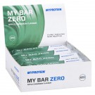 MyBar Zero, Almond Vanilla (12 Bars) - MyProtein